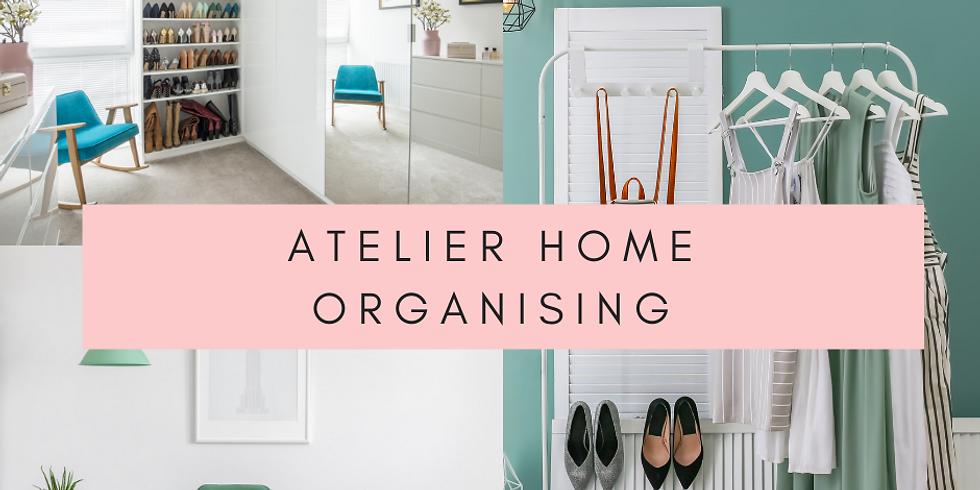 COMPLET ! Atelier Home Organising - Ranger et organiser son dressing !