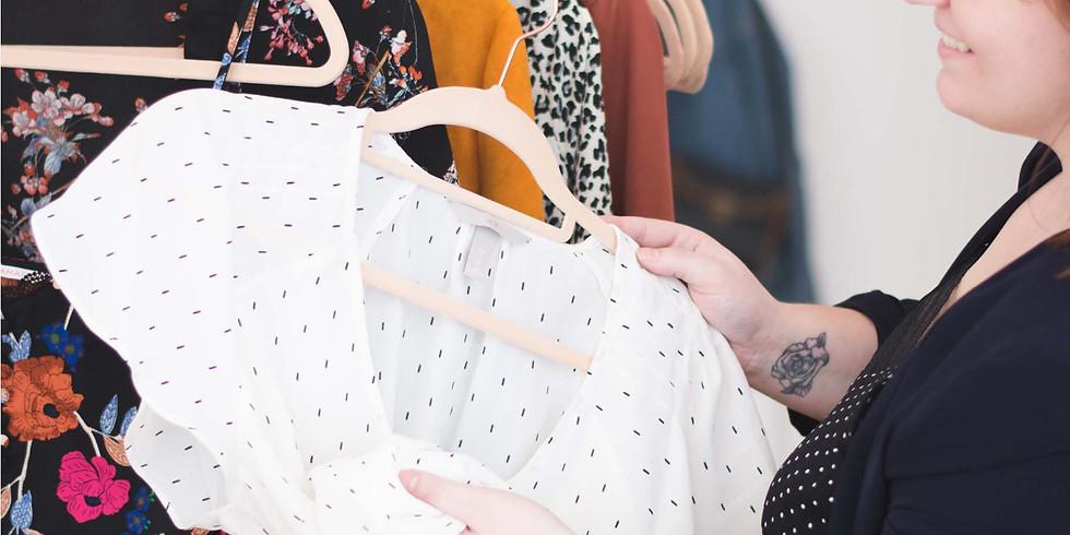 REPORTÉ / Atelier Conseil en Image / Style vestimentaire, créez votre style unique !