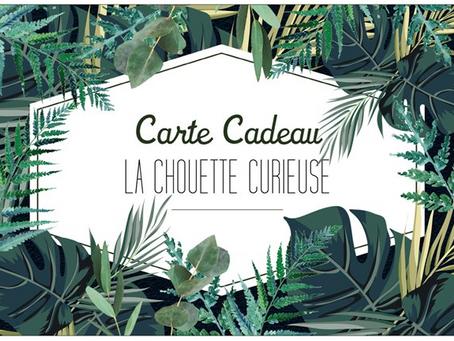 CARTES CADEAUX LCC !