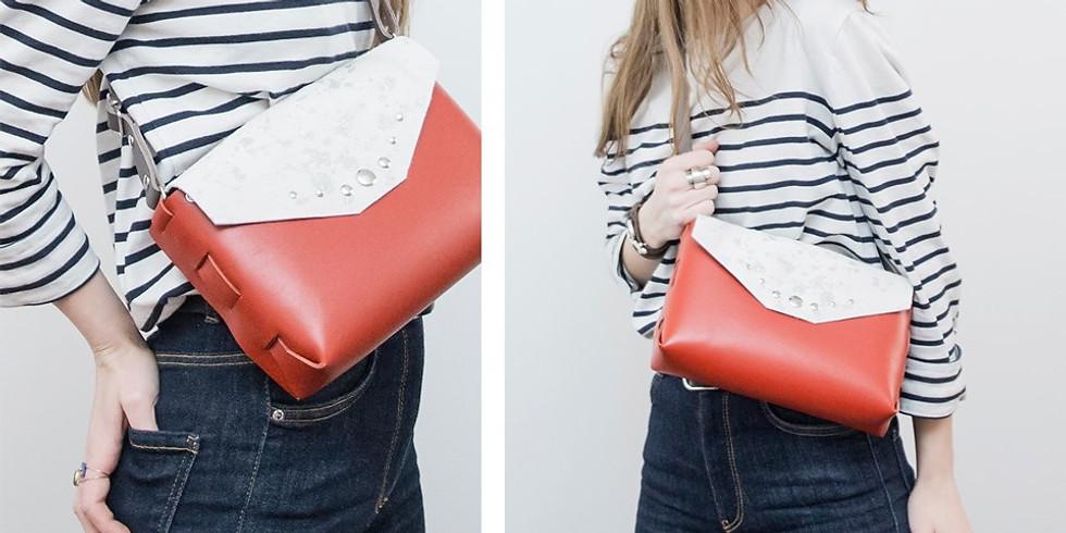 Fabrique ton sac en cuir 100% personnalisé !
