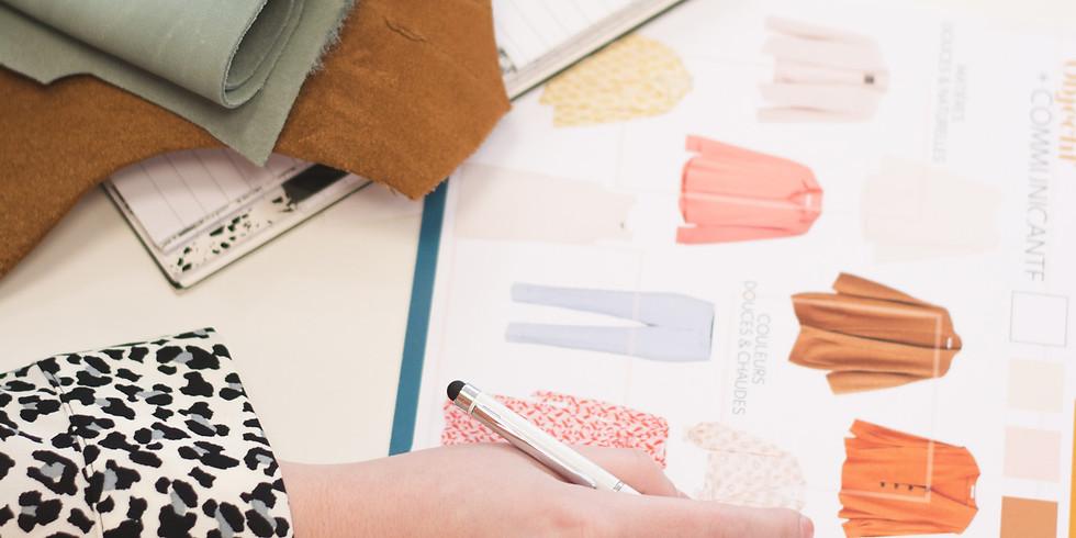 Atelier Conseil en Image / Apprendre à harmoniser les couleurs de vos tenues