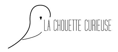 la chouette curieuse logo