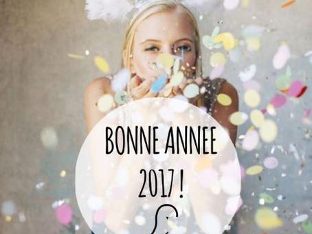 Meilleurs voeux - 2017 sera Chouette !