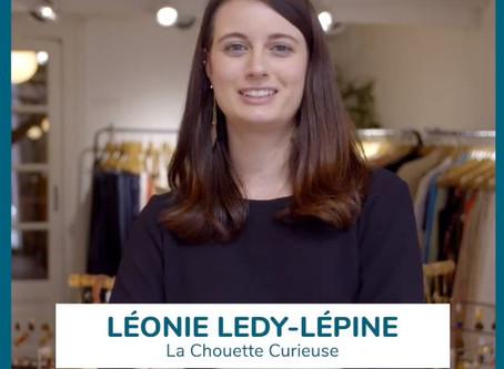 LYVE rencontre Léonie, la fondatrice LCC.