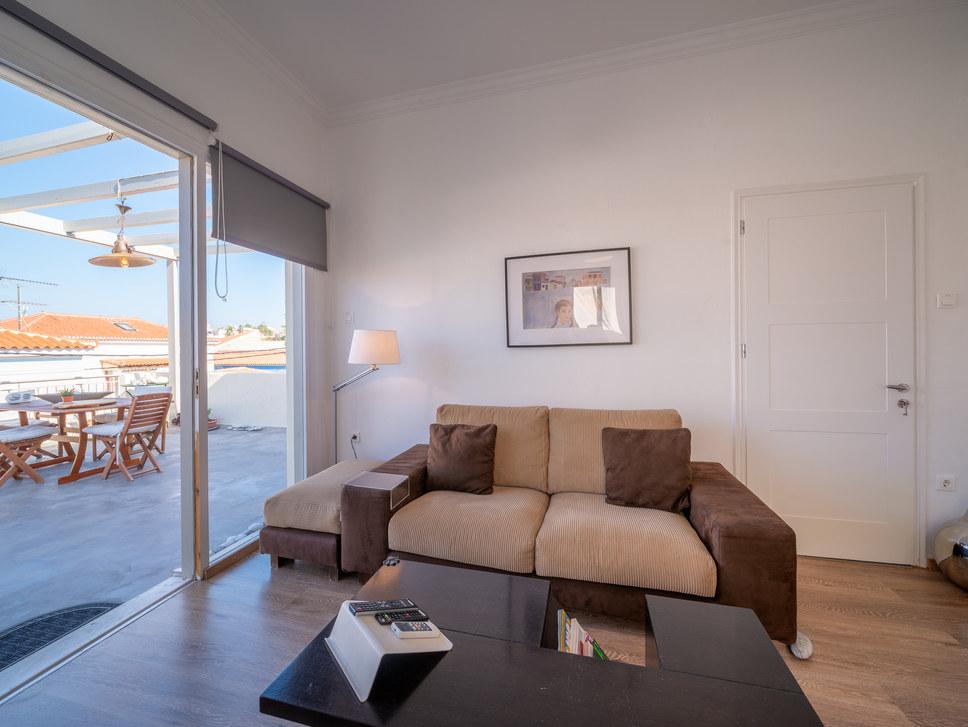 Booking Aegina Room