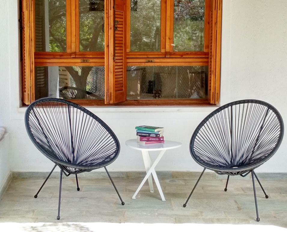 Aegina family house to rent