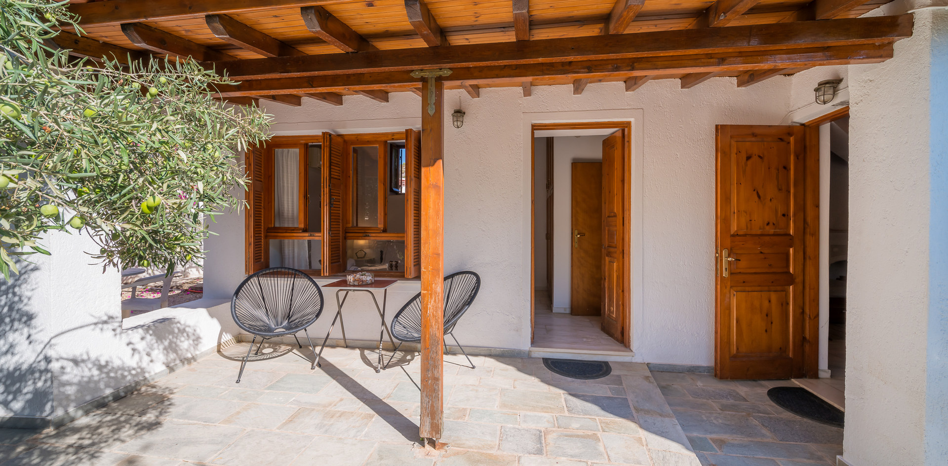 Aegina holiday rental