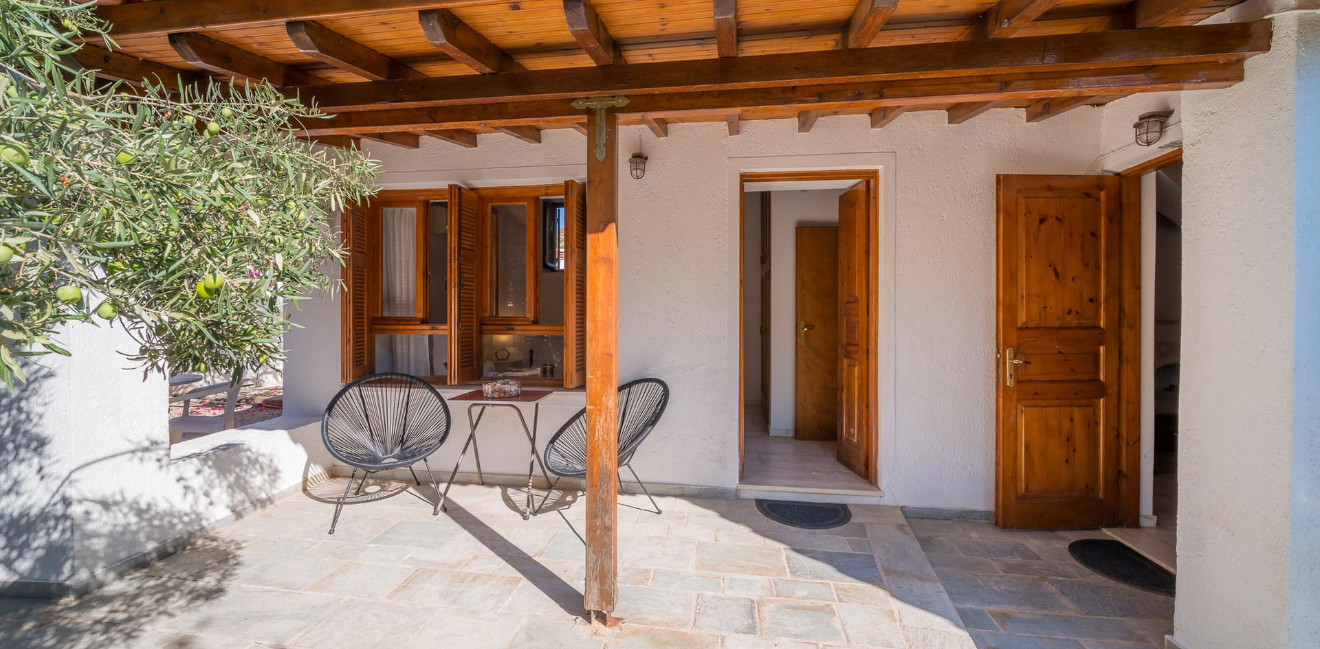 Aegina holiday rental
