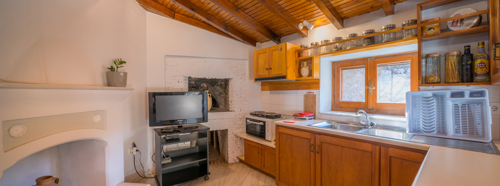 Aegina houses rental