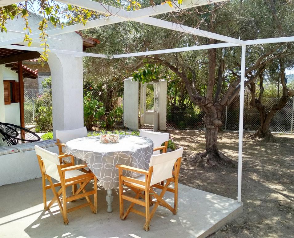 Aegina family house