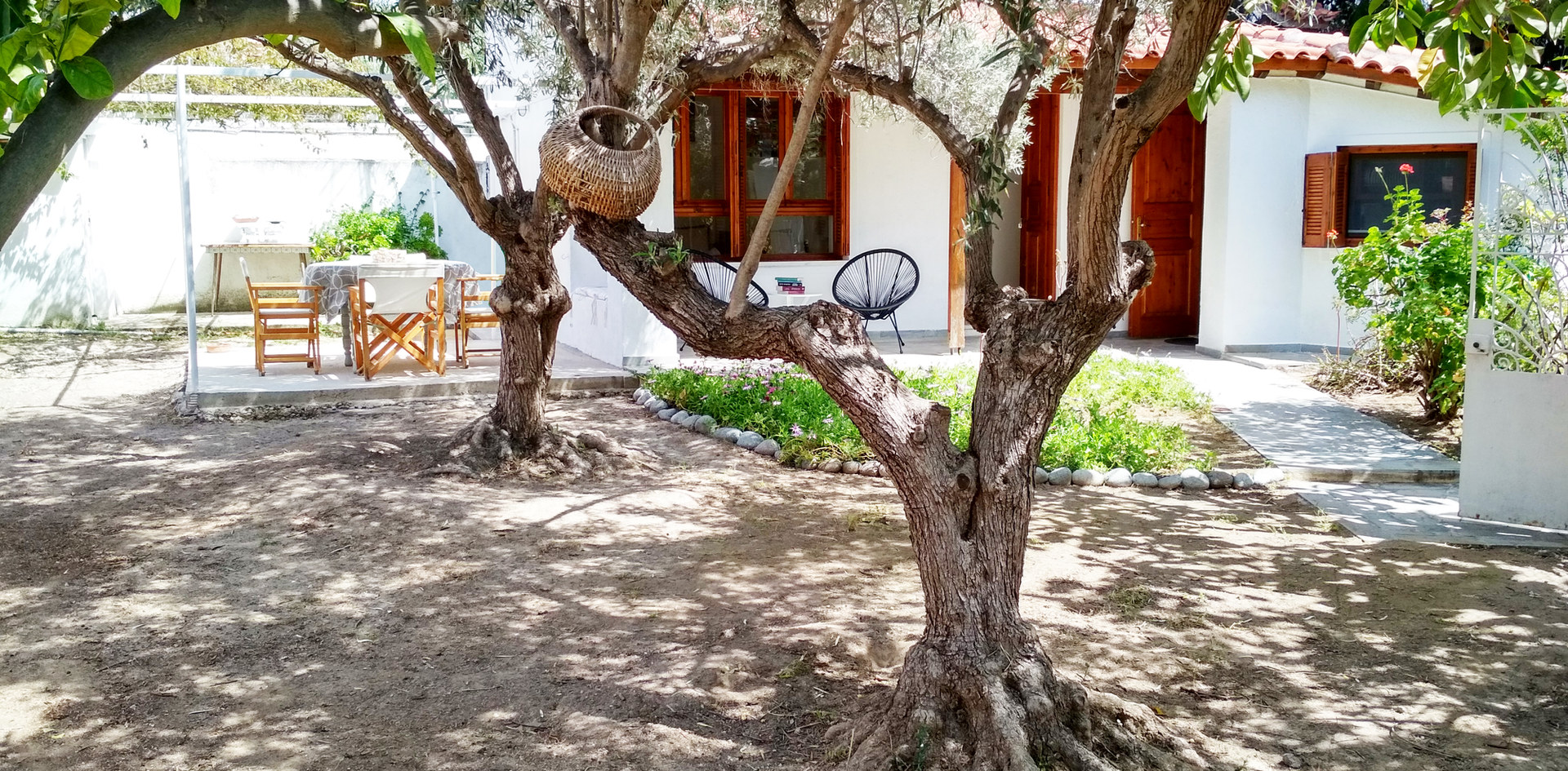 Aegina holiday