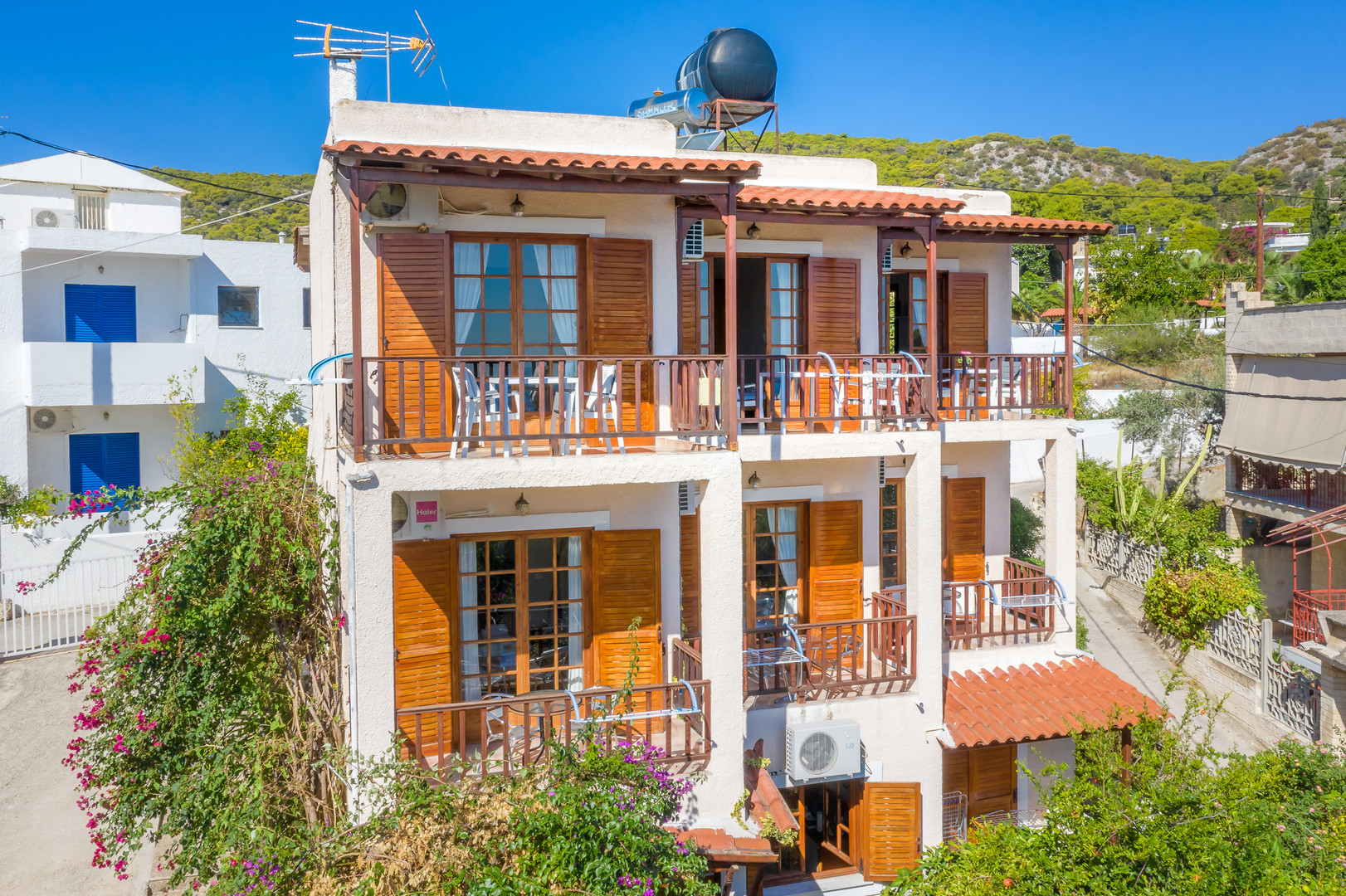 Aegina Accommodation