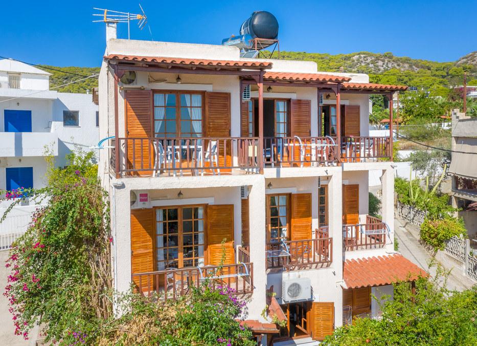 vacation house aegina