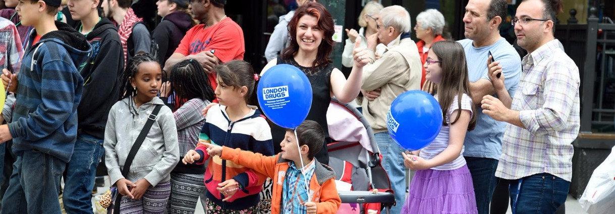 Ambassador, Hyack, Festival, New Westminster