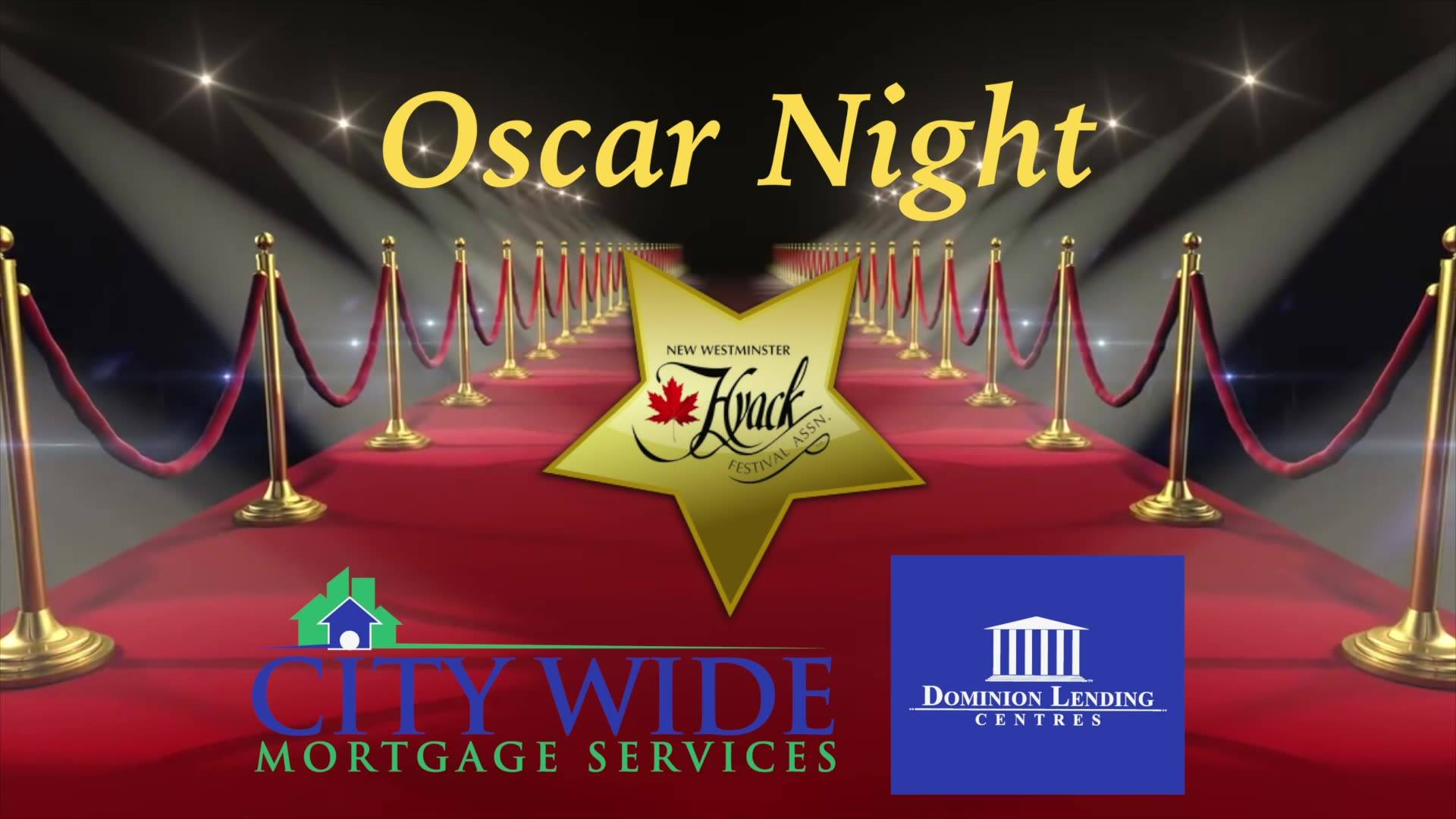 Big thanks to all our Oscar Night sponsors!