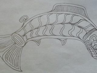 The Hyack Salmon