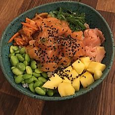 Bowl de Salmão / Salmon Bowl