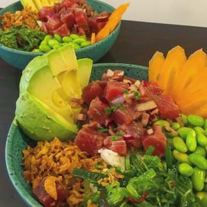 Tuna Bowls