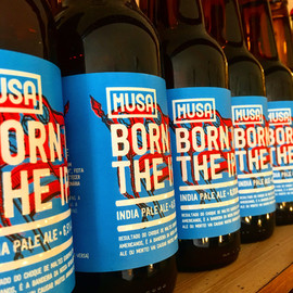 Musa Born in the IPA