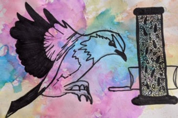 Vera's Birds by Mia.JPG