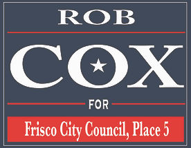 Rob Cox for Frisco