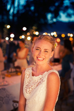 Happy Bride