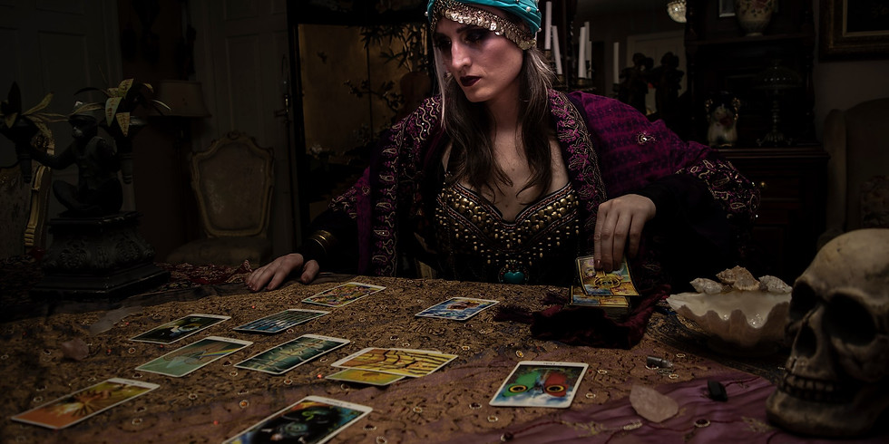 Psychics, Healers, Witches & Spell-casters Festival