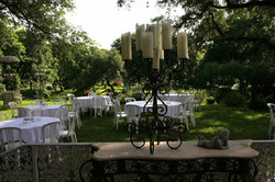 Outside Dining Tables