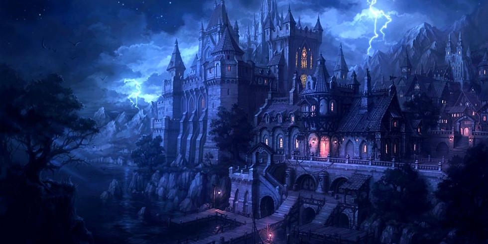 Muggles & Magic When Darkness Falls