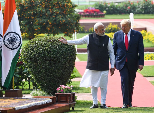 Despite No Major Deal During Trump's Visit To India, There Was Progress