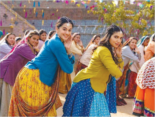 'Saand Ki Aankh' Box Office Collection: The Taapsee Pannu And Bhumi Pednekar Starrer Fares Poorly In