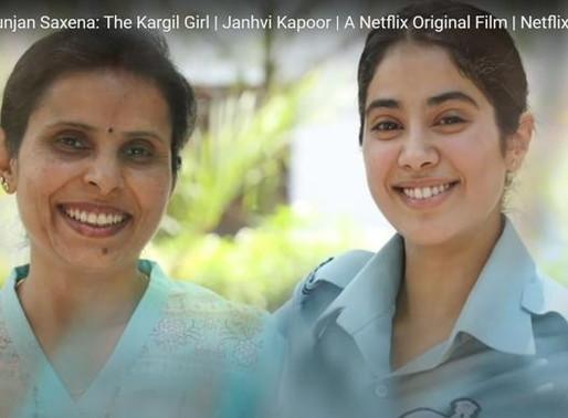 Netflix Expands Indian Roster with 17 New Titles, Including Janhvi Kapoor's War Drama 'Gunjan Saxen