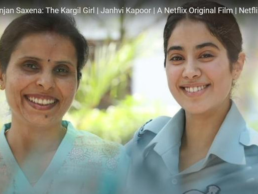 Netflix Expands Indian Roster with 17 New Titles, Including Janhvi Kapoor's War Drama 'Gunjan Saxen