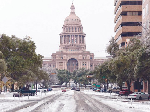 Biden Approves Major Disaster Declaration For 77 Texas Counties After Winter Storm