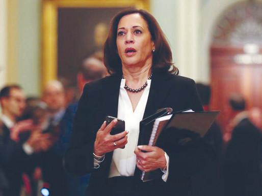 U.S. Senator Kamala Harris Mulls Endorsing Joe Biden, According To NYT Report