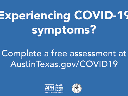 PSA campaign for COA COVID-19 testing- advertising with Austin South Asian