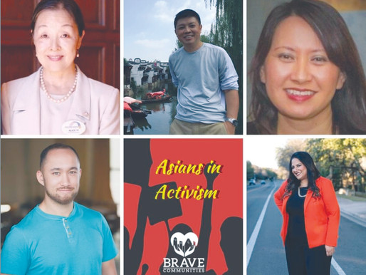 BRAVE Communities – Highlighting Community Leaders And Offering Training Program For Highschool