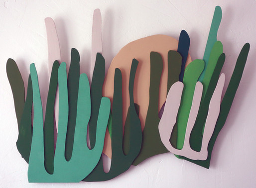 Deconstruction To Simplification – Susannah Haddad Takes Us To A Calm Canvas