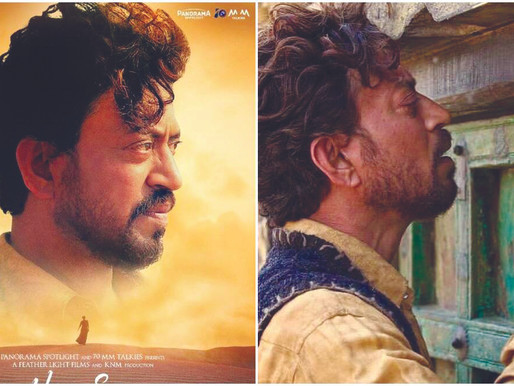 Irrfan Khan's Final Film The Song Of Scorpions Gears Up For Release