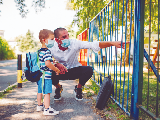Pandemic Disrupts Critical Early Childhood Education