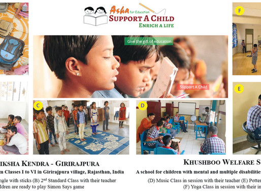 Support A Child