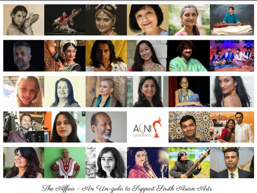 Agni Foundation Sets Up First SA Distinguished Art Hall Of Fame In Austin, TX
