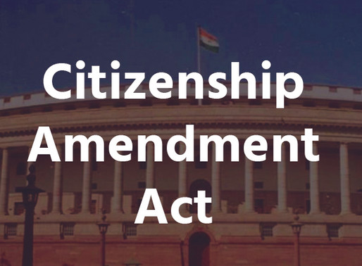 Citizenship (Amendment) Act 2019: What Is It And Why Is It Seen As A Problem