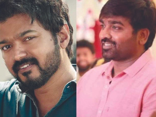 Vijay Sethupathi Praises Vijay For 'Master' Success And Hits Back At Controversies