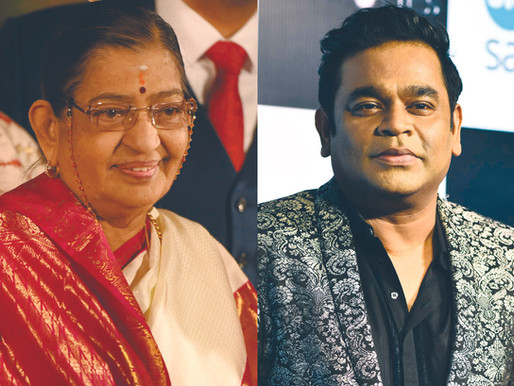 P Susheela Wants AR Rahman To Help Make Her Biopic