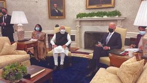 Modi-Biden Bilateral Talks: U.S.-India Ties Can Help In Solving A Lot Of Global Challenges, Says Bid