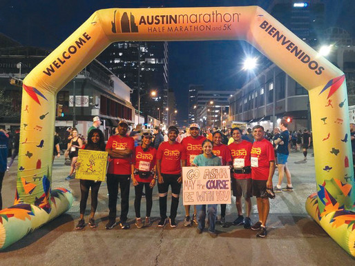 Team Asha's Strides Of Hope 2019