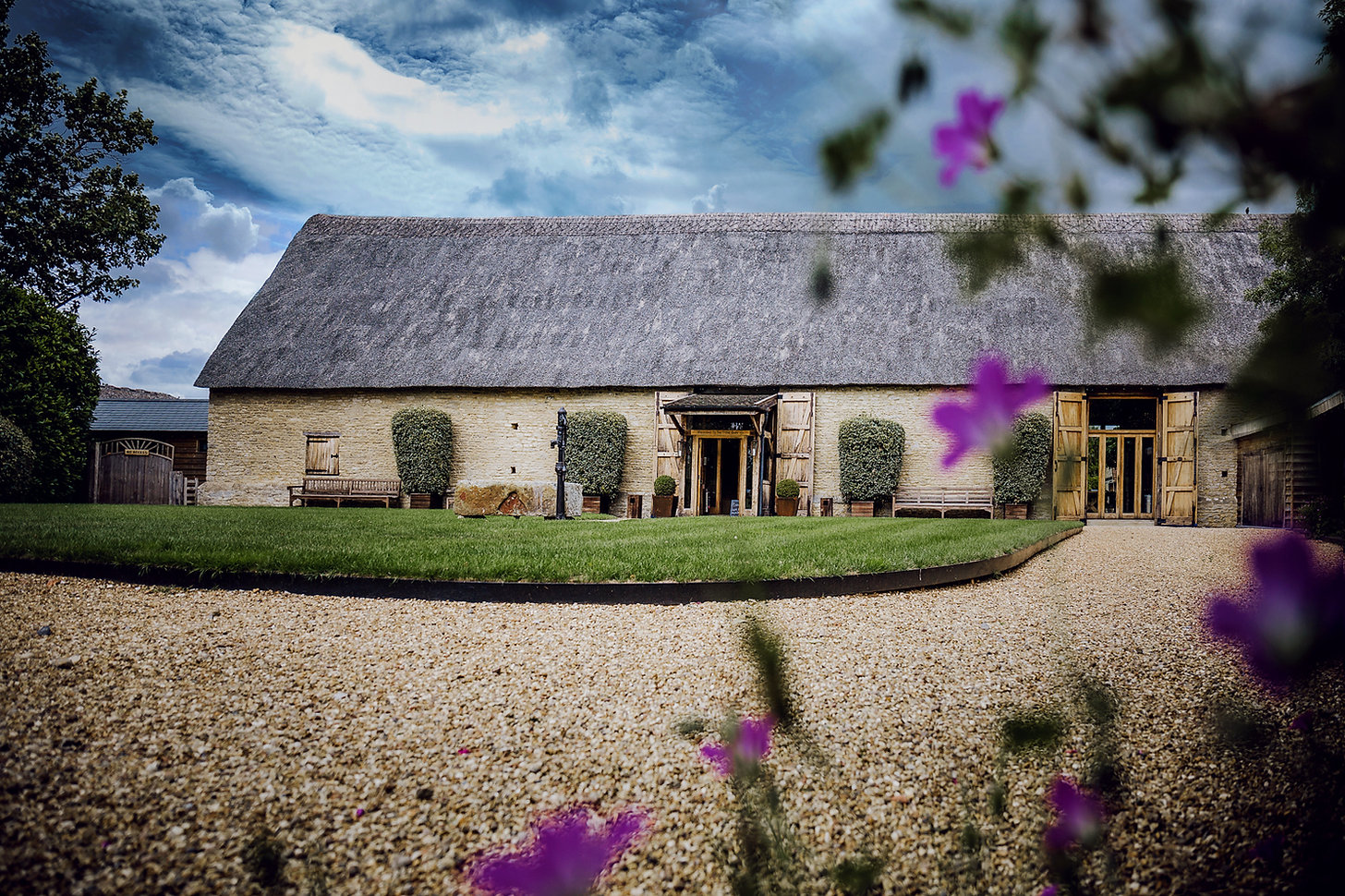 Tythe_Barn_wedding_venue_front_entrance_