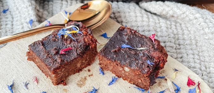 Gesunde CFC taugliche Brownies