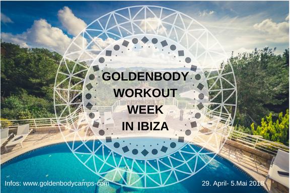 Noch 2 Plätze frei - Workout Week Ibiza
